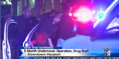 Undercover drug bust at Club Kryptonite